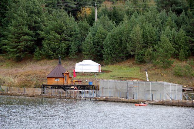 рыболовные базы суздальский район